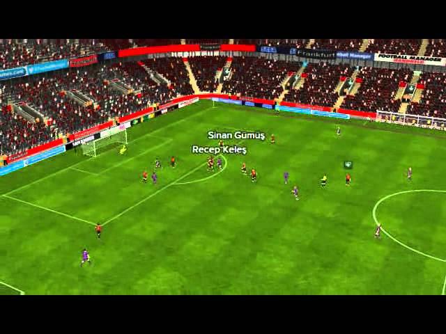 Frankfurt-ile-galatasaray-gol