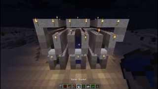 Minecraft | multiple cannon