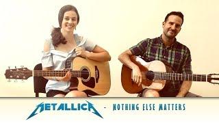 Vivienn Petrezsélová / Matúš Plavec - Metallica - Nothing Else Matters (cover) / Gitarová akadémia