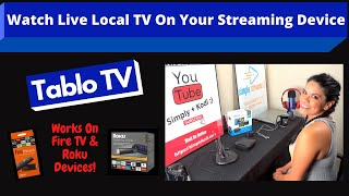 Watch And Record Live Local TV On Your Streaming Devices (Roku)