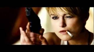 Domino Harvey, Keira Knightley- Smoking Gun