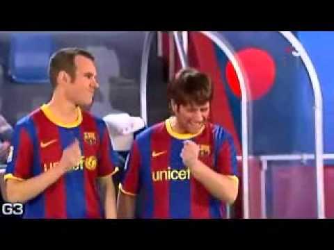 Crackovia - Barca vs Malaga 4-1