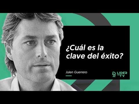 """#1 Julen Guerrero – """"¿Cuál es la Clave del Éxito?"""" – Lider_Tv"""