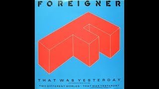 Foreigner - That Was Yesterday (covered by Asif Hasan Tomu)