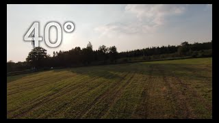 DJI FPV - Between Freestyle And Race - Speed Session w/ 40° Angle