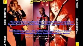 Judas Priest - Live in Clermont-Ferrand 1984/01/30