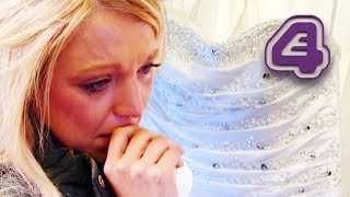 """I Don't Even Want To Marry Him"" Distraught Bride Sees Her Dress 