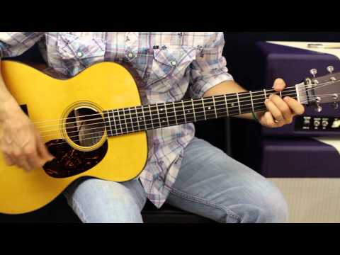Taylor Swift I Almost Do - Acoustic Guitar Lesson - EASY Song - Chords