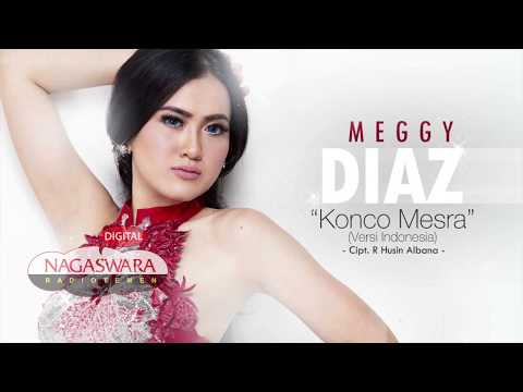 Megghi Diaz Rilis Single Konco Mesra Versi Indonesia