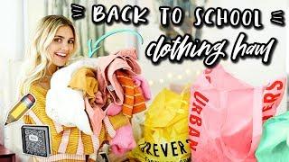 Back to School Try On Clothing Haul! All Under $50! | Aspyn Ovard