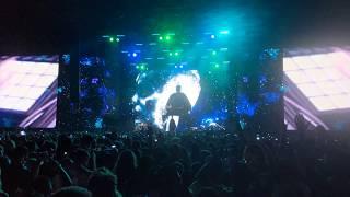 "Kygo - ""Stargazing"" ft Justin Jesso live at Coachella 2018"