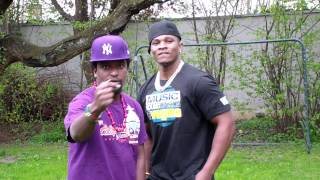 MB Dogg & Zola D King going to Munich on 14.4.2012