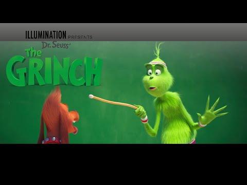 Illumination's The Grinch   Trailer   Now on 4K, Blu-ray, DVD & Digital