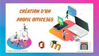 Création profil Office365 - IPAM ONLINE 2.0