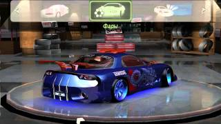 Need For Speed Underground 2 - Mazda RX7