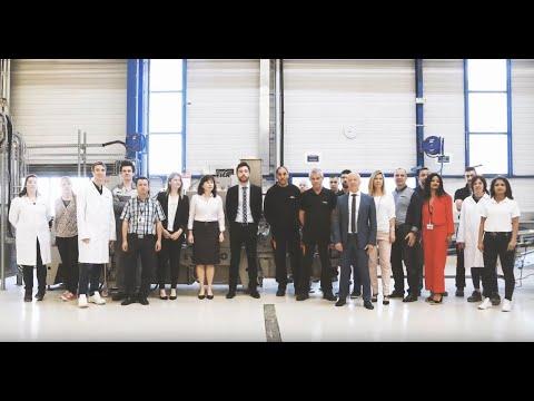 Bienvenido a Clextral, su socio en innovación de extrusión