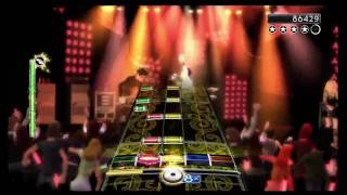 Rock Band 2 - 'Distracted' by KSM (guitar expert)