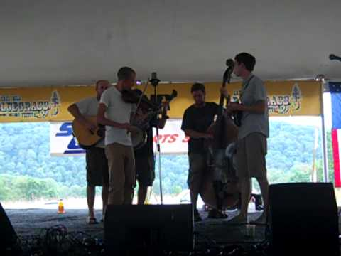 "Mon River Ramblers ""Sweet Child of Mine"" Laurel Hill State Park Bluegrass Festival 8.21.2010"