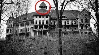 10 Most HAUNTED TERRIFYING Schools in America