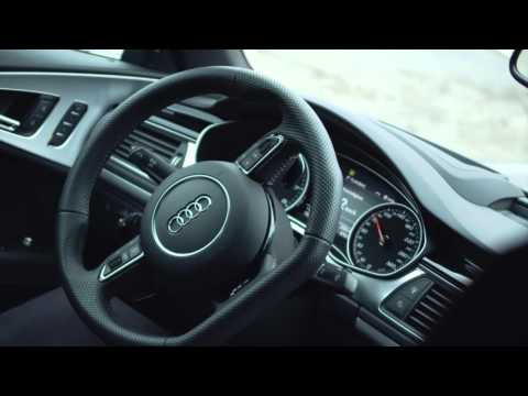 Audi RS7 Piloted Driving Concept new autonomous riding tests on racetrack - Autogefühl