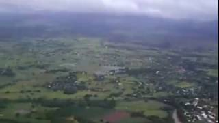 preview picture of video 'Landing in Nadi, Fiji, Pacific Blue Airlines, Virgin Australia, Oceania'
