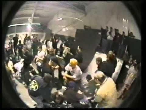 REGULAR CUP   Saarlouis Steinrausch   oPpOside Skateboard Mag #03   VHS von 1999