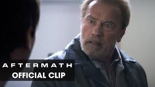 "Aftermath 2017 Movie Clip ""Confrontation"" – Arnold Schwarzenegger"