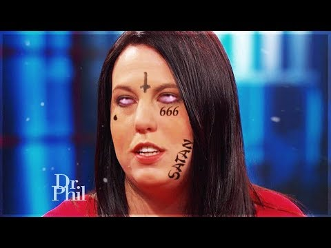 Dr. Phil Roasts This Girl... Then She Actually Does This....