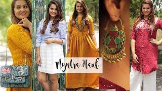 My Myntra Fashion Haul || Fashion Blogger Look Book || Guiltybytes