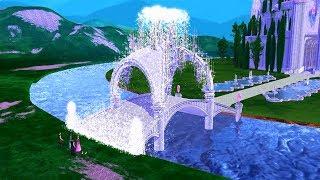 "Barbie & The Diamond Castle - ""Believe"" Melody's Song Reveals The Castle"