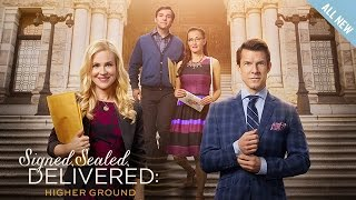Preview - Signed, Sealed, Delivered: Higher Ground - Stars Eric Mabius and Kristin Booth