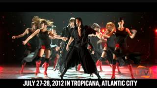 TODES BALLET, Tropicana Casino, July 27-28, Atlantic City, NJ