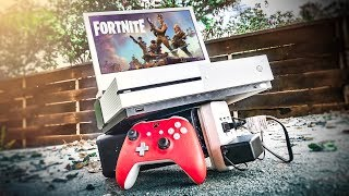 Building the Portable Xbox One