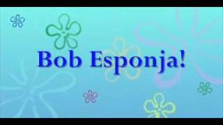 spongebob theme song lyrics spanish - TH-Clip