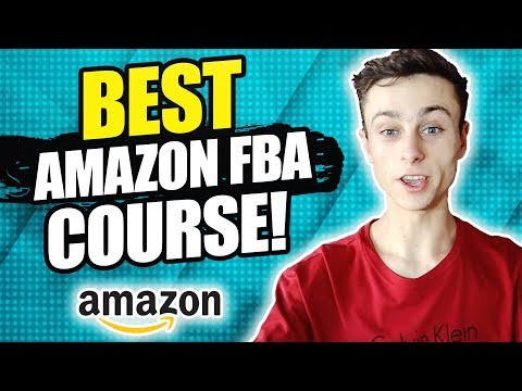 The BEST Amazon FBA Course [Updated For 2021]
