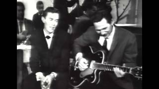 Chet Atkins - Tiger Rag (Live On The Jimmy Dean Show)