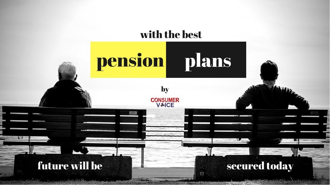 Best Pension Plan Recommendations