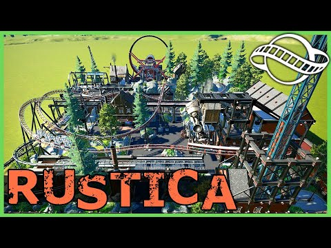 Rustica! Park Spotlight 218: Planet Coaster
