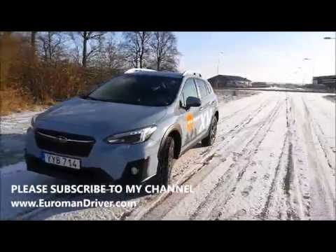 ALL New 2018 Subaru XV Test Drive Review With EuromanDriver - SOLID BUILD SUV!