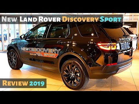 New Land Rover Discovery Sport 2020 Review Interior Exterior