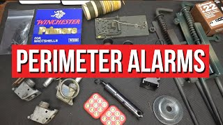 6 Different SHTF Perimeter Alarms for Home or Bugging Out