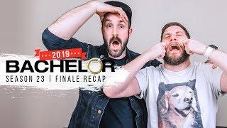 The Bachelor 2019 | Finale SHOCKING RECAP