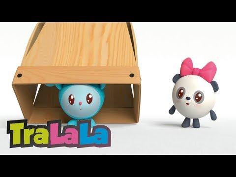 Cântece BabyRiki - Înăuntru și afară | TraLaLa