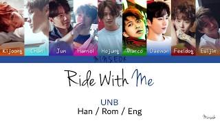 UNB - Ride with Me
