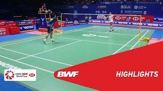 VICTOR CHINA OPEN 2018 | Badminton MS - F - Highlights | BWF 2018