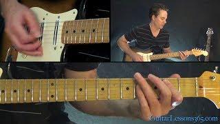 Cheap Trick - Surrender Guitar Lesson