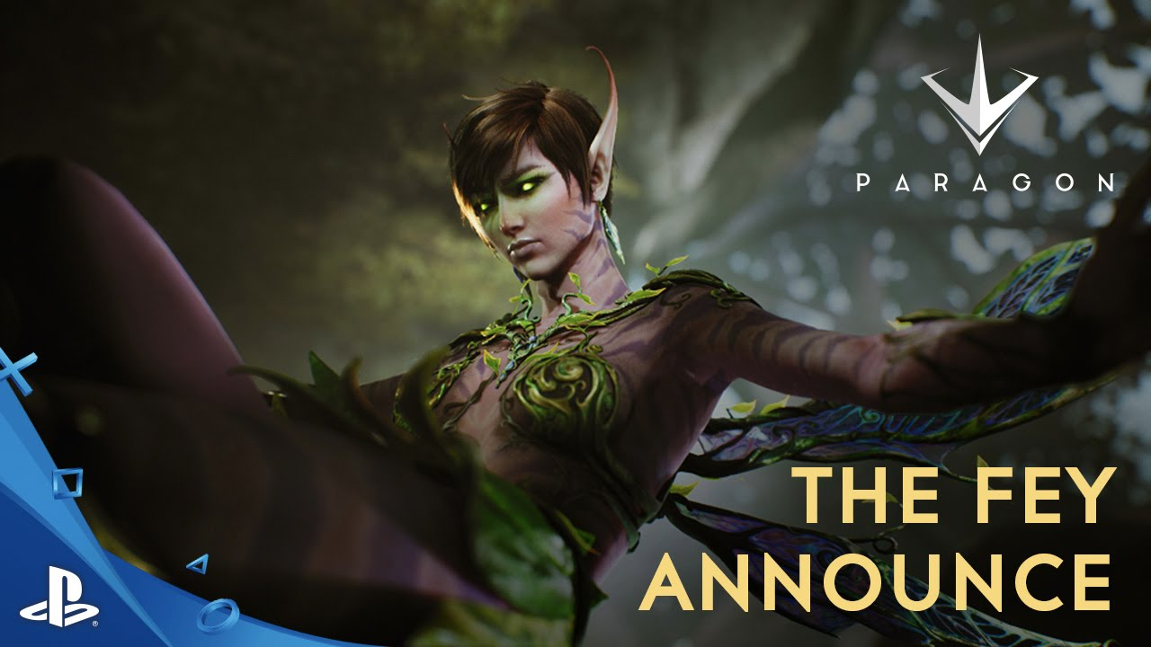 Paragon: The Fey Channels Nature's Fury on August 2