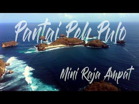 PESONA WISATA PANTAI PEH PULO YANG MIRIP RAJA AMPAT #7