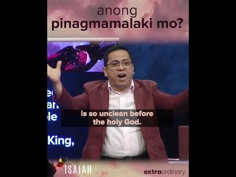 Anong pinag mamalaki mo? - Bong Saquing - Extraordinary Snippets