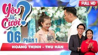 Chuyện tình 6 giờ bay và 'bí kíp yêu xa'   Hoàng Thịnh - Thu Hân   YLC #6 🛩
